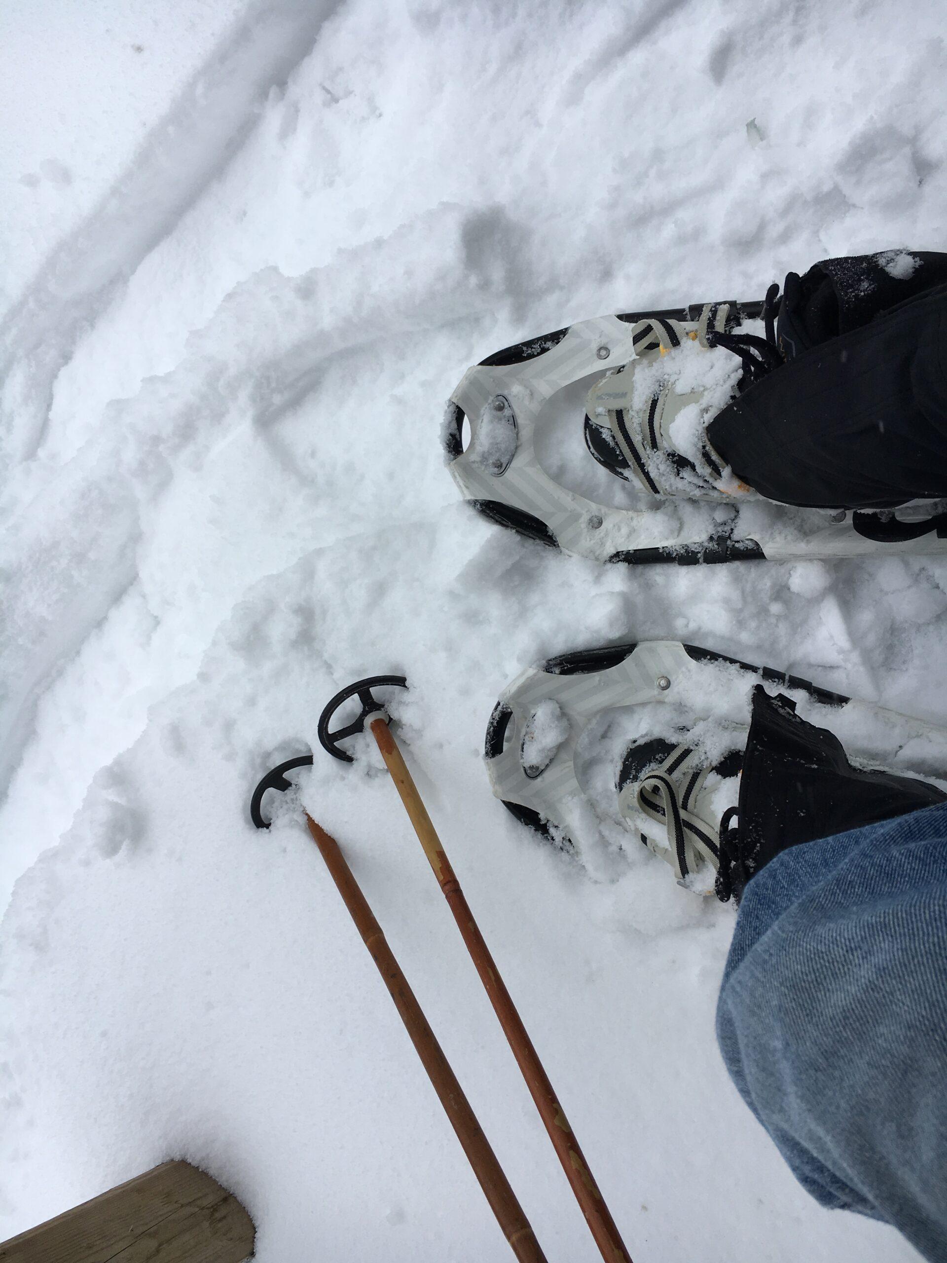 Snowshoeing at Short Hills – Niagara